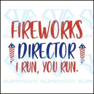 Fireworks director i run you svg png
