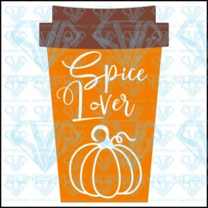 Free Svg Files Pumpkin Spice Lover Svg Files For Silhouette Files For