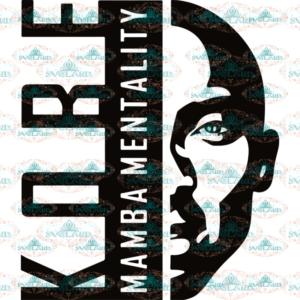 Kobe Bryant SVG, Screen Printing, Sublimation, Black Mamba, NBA,