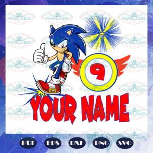 9 your name birthday svg BD13072020A24