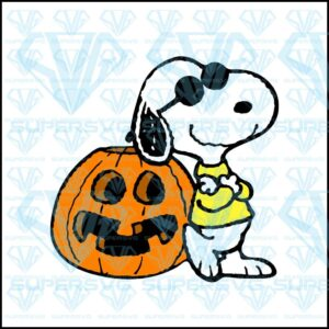 Snoopy Halloween Svg Files For Silhouette Files For Cricut Svg Dxf