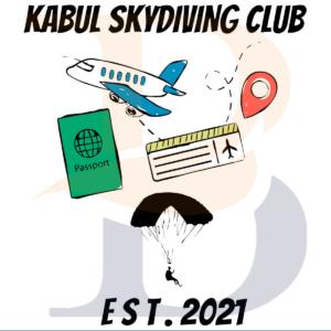 Kabul Skydiving Club Design Svg TB210821DT04