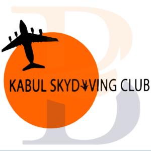 Kabul Skydiving Club Svg TD210821DT03