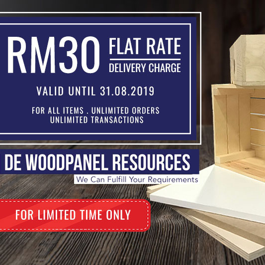 RM30 Flat Delivery