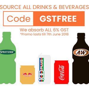 GST Free!