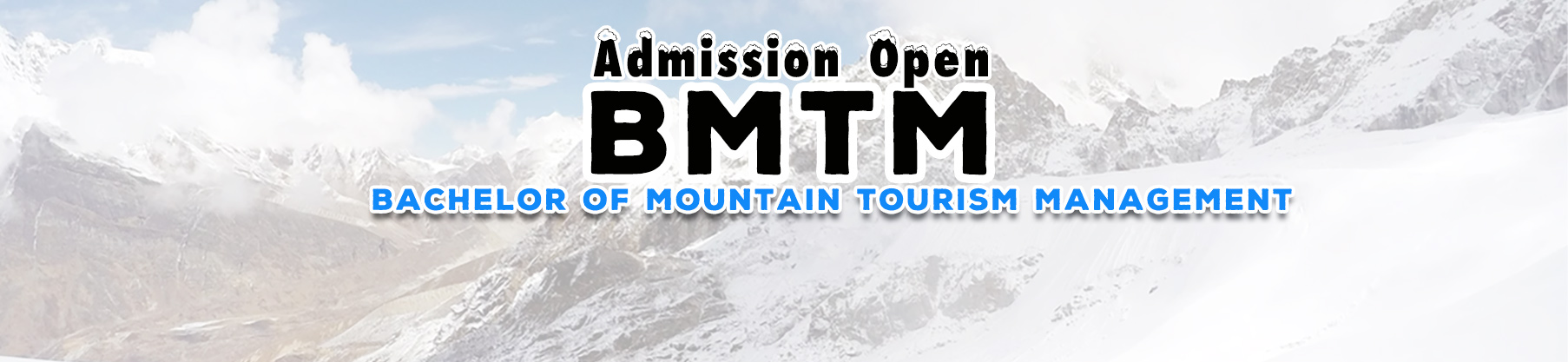 Admissions open for BMTM program at Janapriya Campus