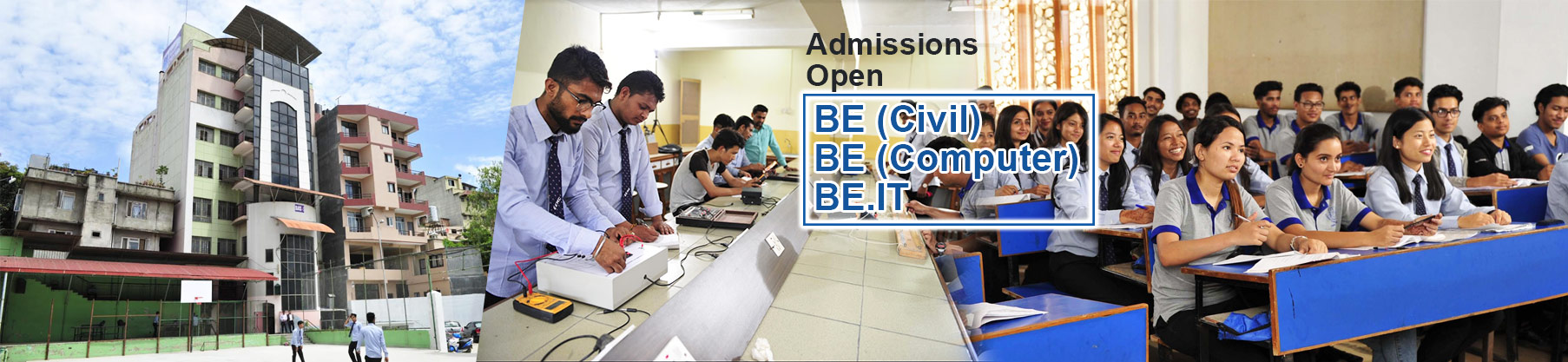 Admissions open for BE programs at Everest Engineering College