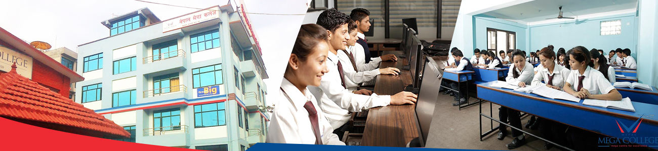 Admission open in Nepal Mega college in BBM, BCA, BBS, BA, BSW  programs