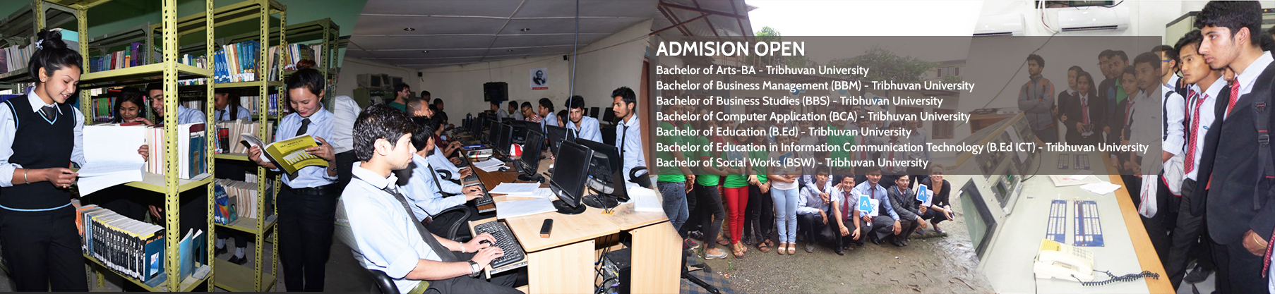 Admission open at Janamaitri Multiple Campus for Bachelor level programs