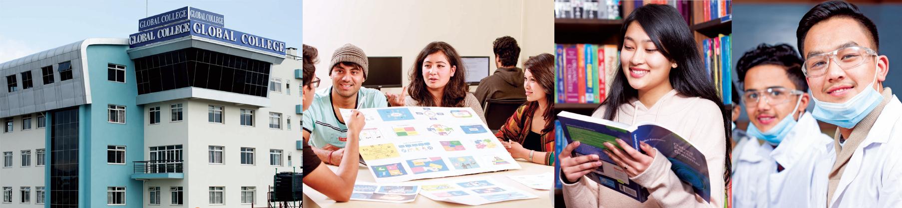 Global College International : A Levels, Baneshwor 31, Kathmandu