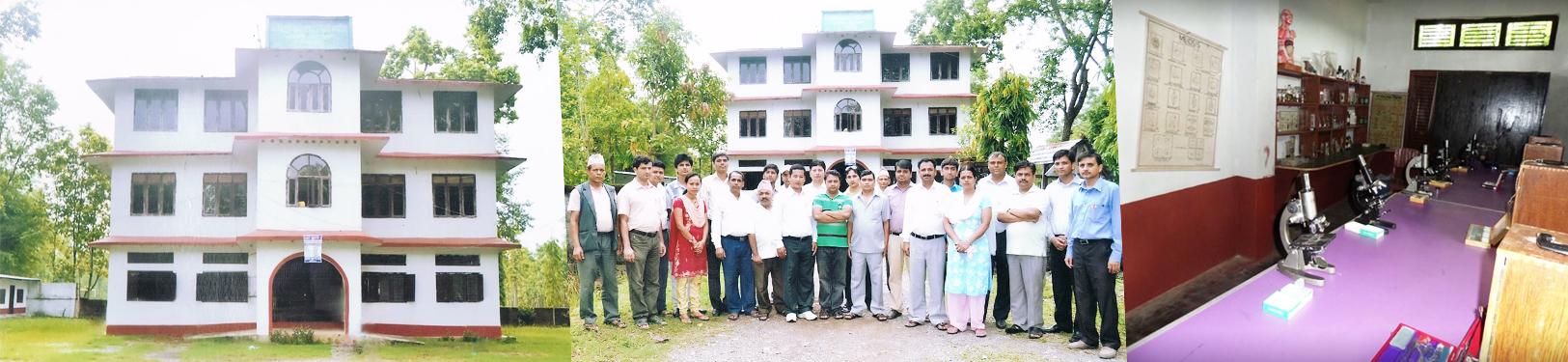 Lumbini Adarsha Degree College