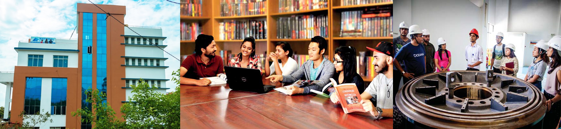 National College (KU:BDevS, BDFin, BoSS)