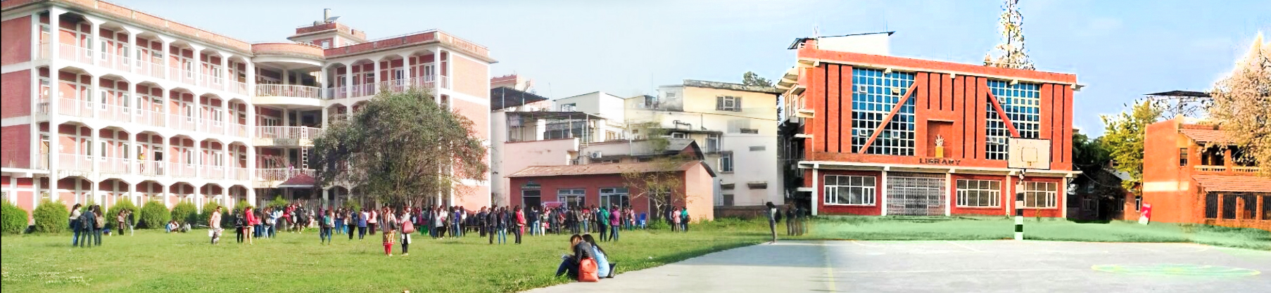 Padmakanya Campus