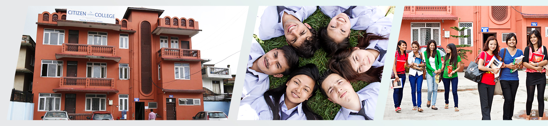 Admission Open in Citizen College in BBA, BBA-TT and BCA  programs