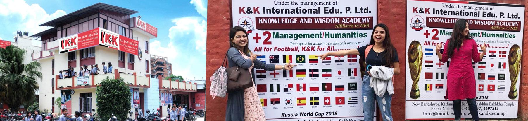 Knowledge and Wisdom Academy Secondary School