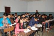 Classroom of Prithvi Naryan Campus