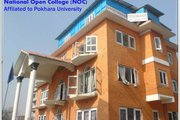 Building of National Open College (NOC)