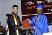 Amar Mani Adhikari- Gold Medalist of ICA