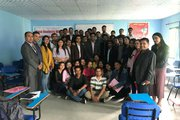 Case analysis workshop and Motivational program for MBS and BCA students