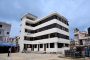 Building of Modern Nepal College