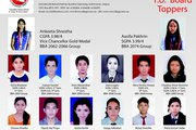 TU Toppers from Modern Nepal College