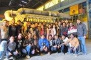 Diesel Power Plant Field Visit, Hetauda