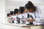 St Xaviers College Science Lab