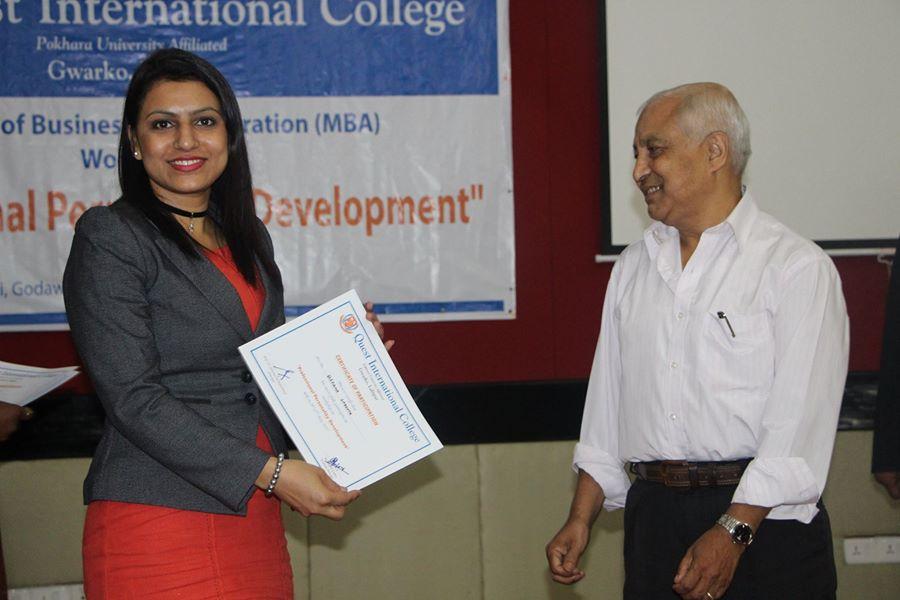 Quest International College Gwarko Lalitpur