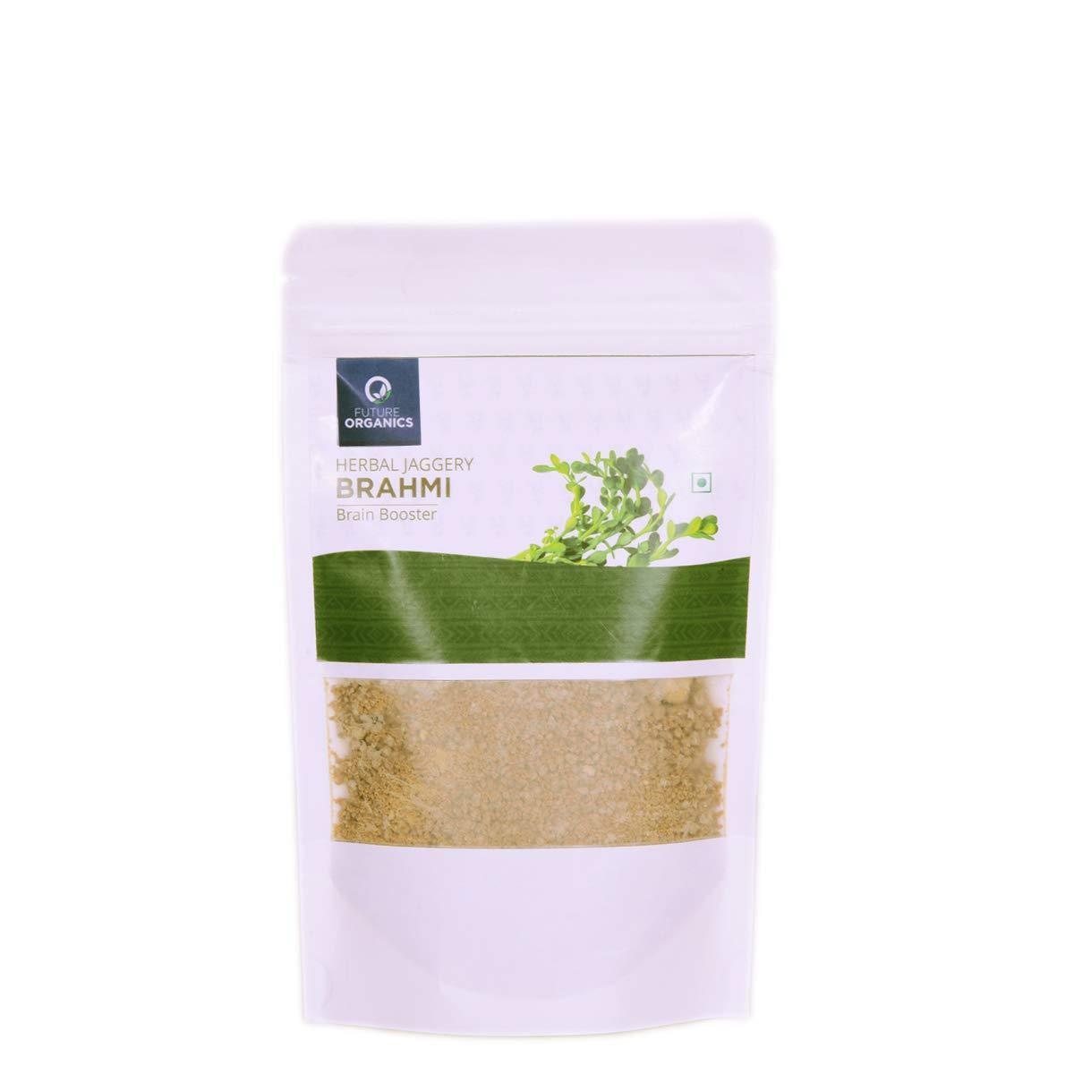 Herbal Jaggery with Brahmi(set of 2)