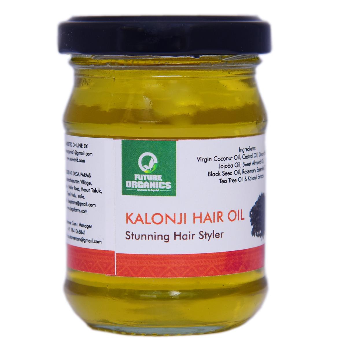 Kalonji Hair Oil