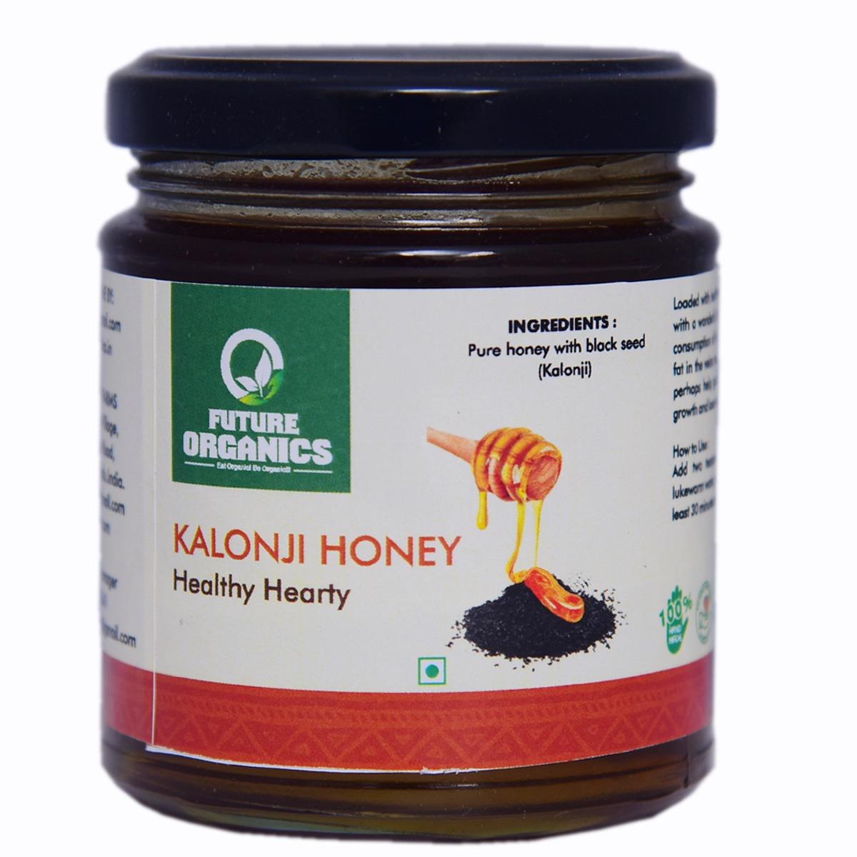 Kalonji Honey