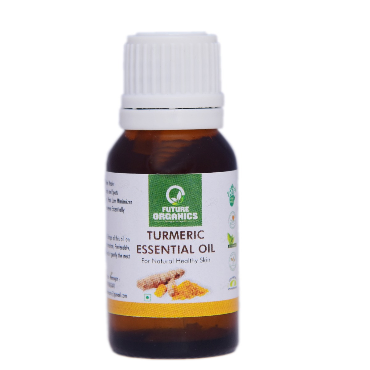 Turmeric Essential Oil(set of 2)