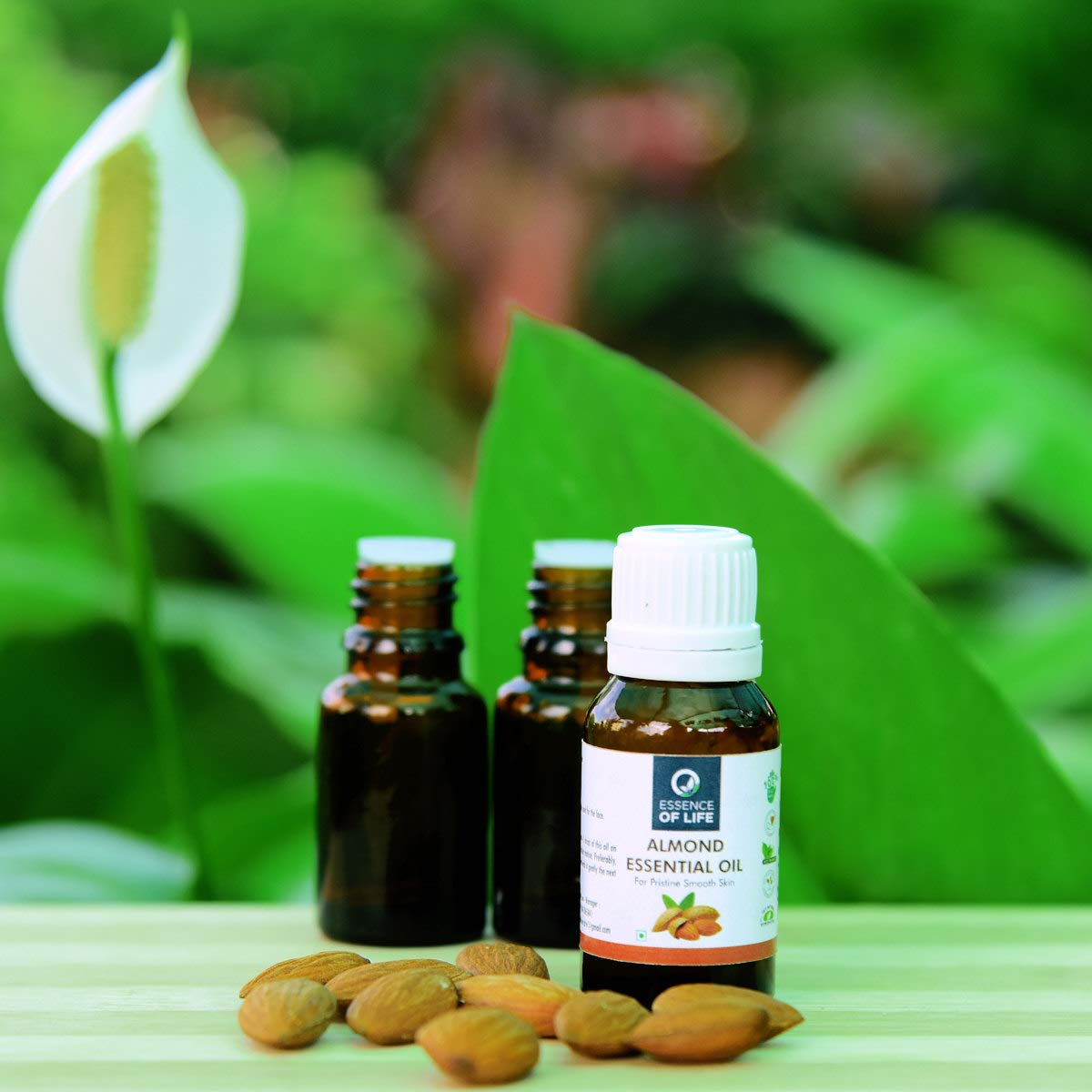 Almond Essential Oil(set of 2) | Essence of Life