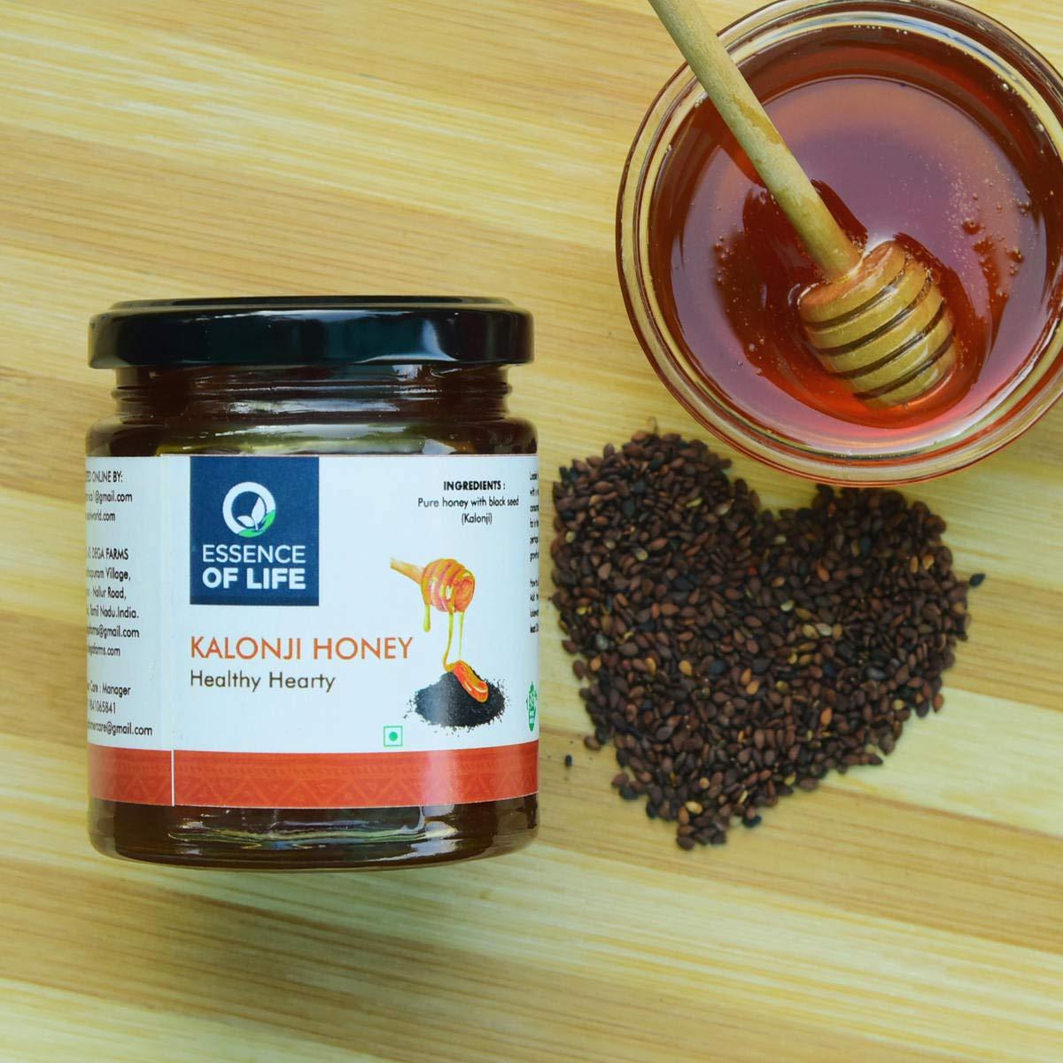 Kalonji Honey | Essence of Life