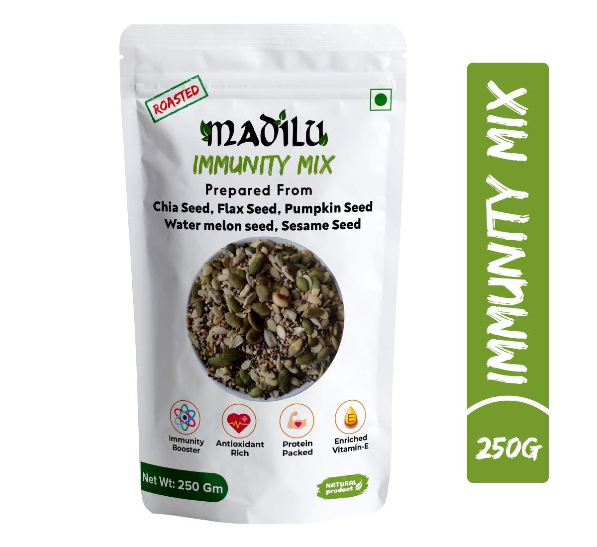 IMMUNITY MIX  BY MADILU