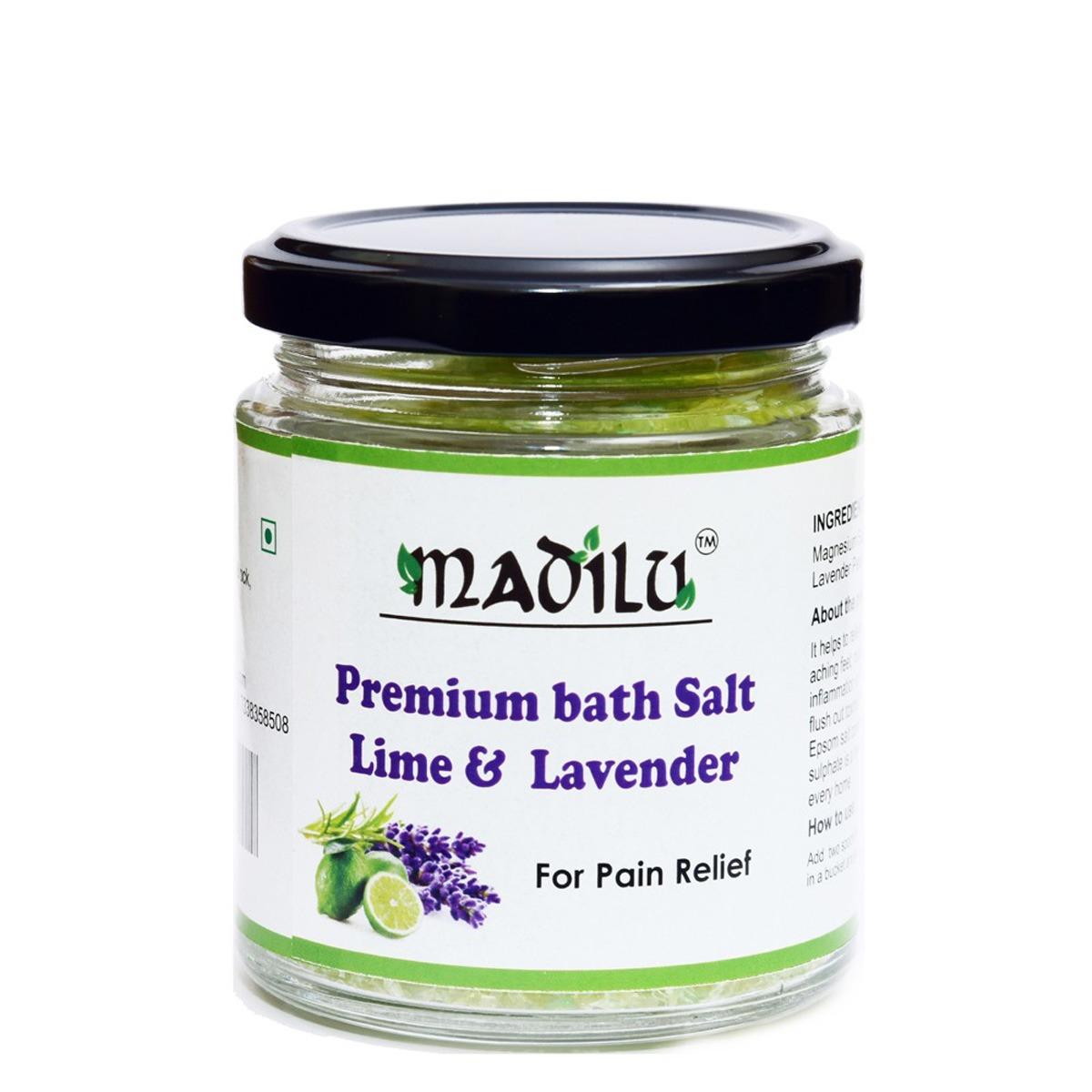 Premium Epsom bath Salt - lavender
