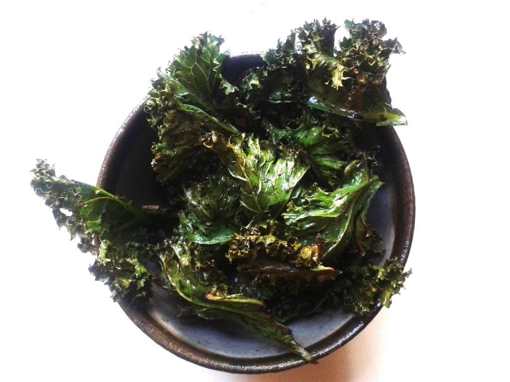kale-cooked