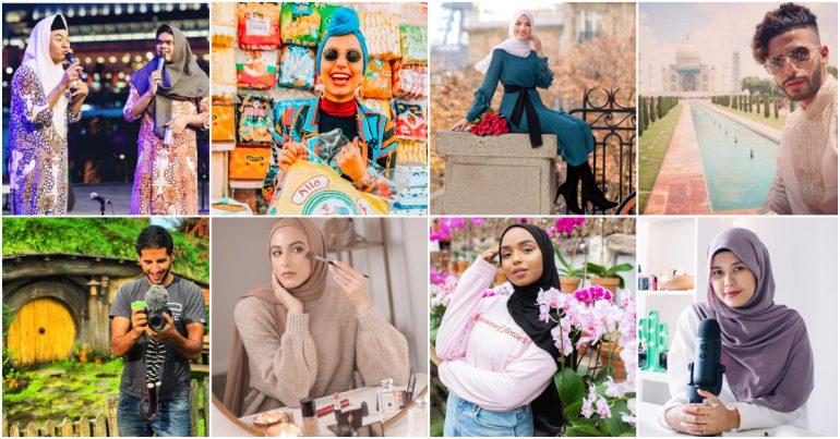 8 Muslim Youtubers to Follow in 2019 , HalalZilla