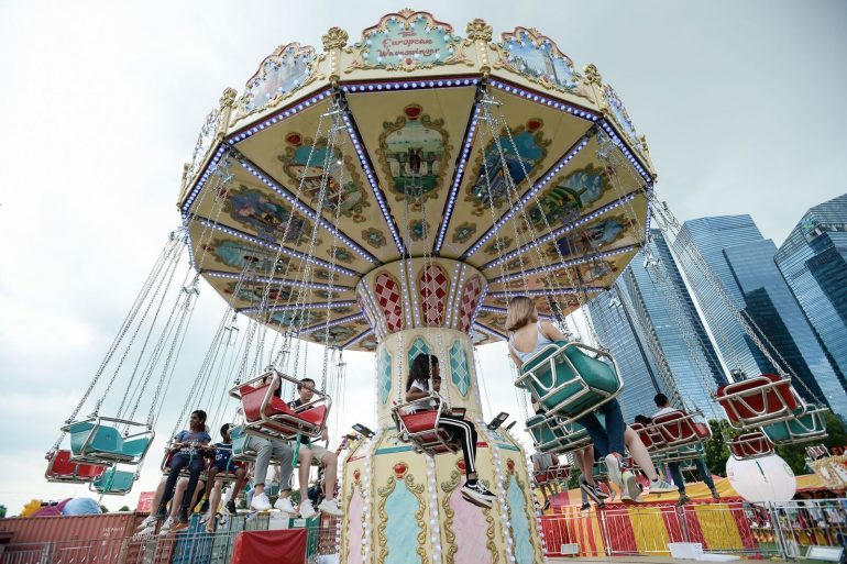 Prudential Marina Bay Carnival 2019: 5 Ways to Enjoy This Exciting