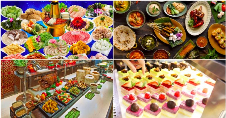 27 Halal Buffets In Singapore Halalzilla