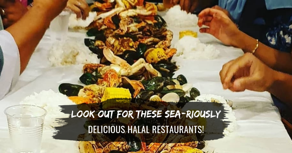Best Halal Seafood Restaurants In Singapore That Ll Make You Hungry Halalzilla