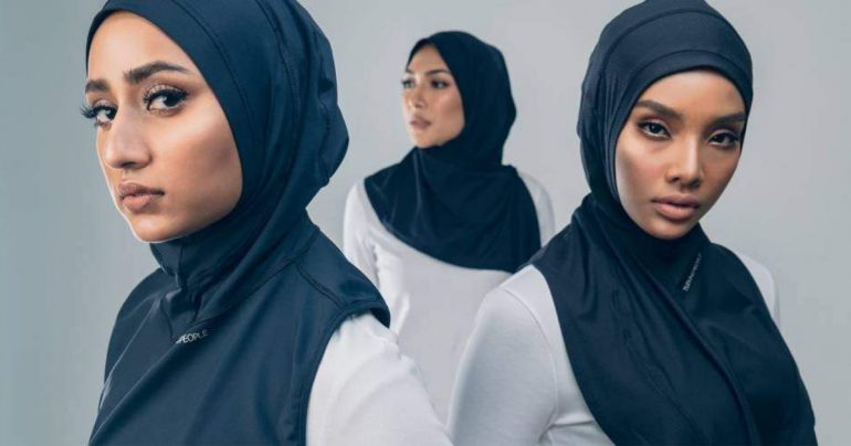 5 Sports Hijabs for the Active Muslimah - HalalZilla