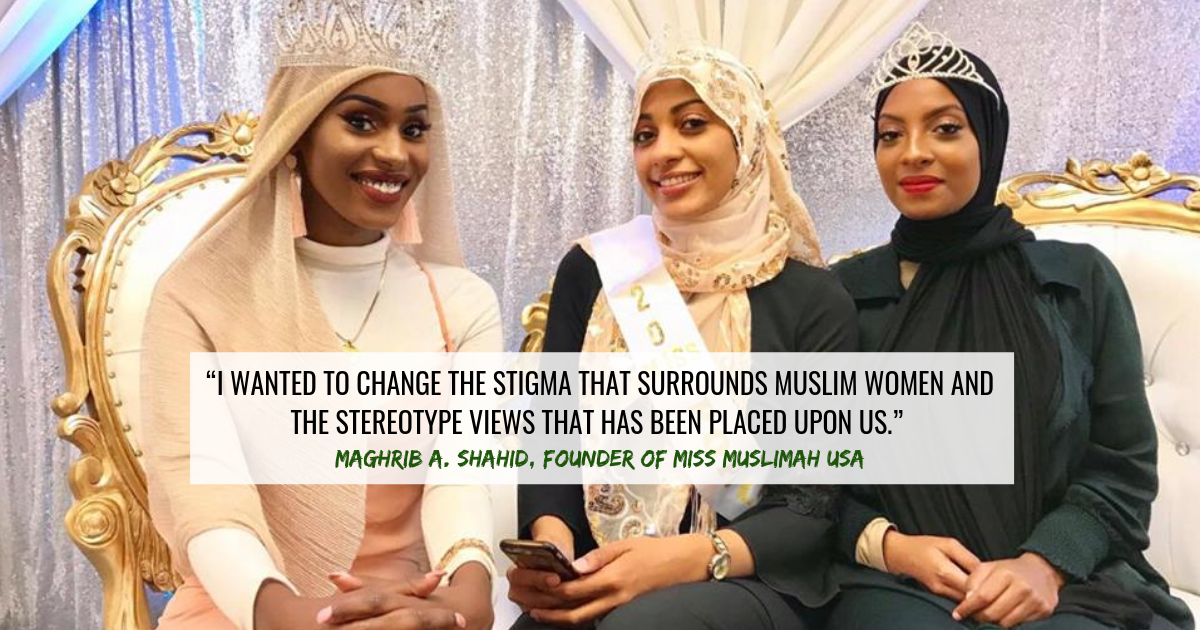 Miss Muslimah USA 2019: The Pageant Which Promotes Inner
