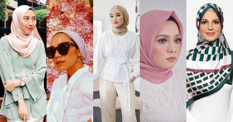 5 Hijab Styles And Materials For Any Occasion Halalzilla