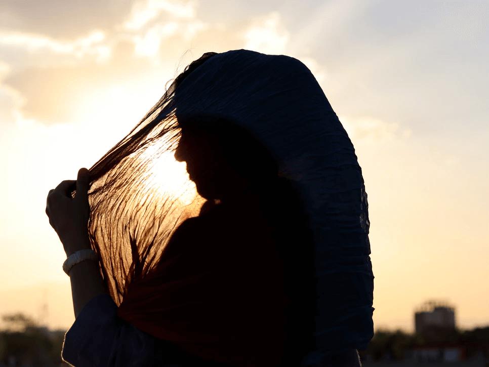 hair hacks hijab