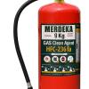 Alat Pemadam Kebakaran Api Gas Clean Agent APAR HFC-236FA Cap. 9 Kg