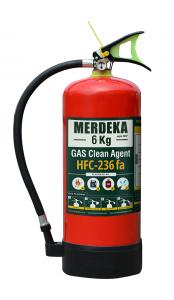 Alat Pemadam Api Ringan Tabung APAR Gas Clean Agent HFC-236FA
