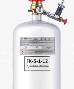 Gas Clean Agent Pemadam Api FK5-1-1-2