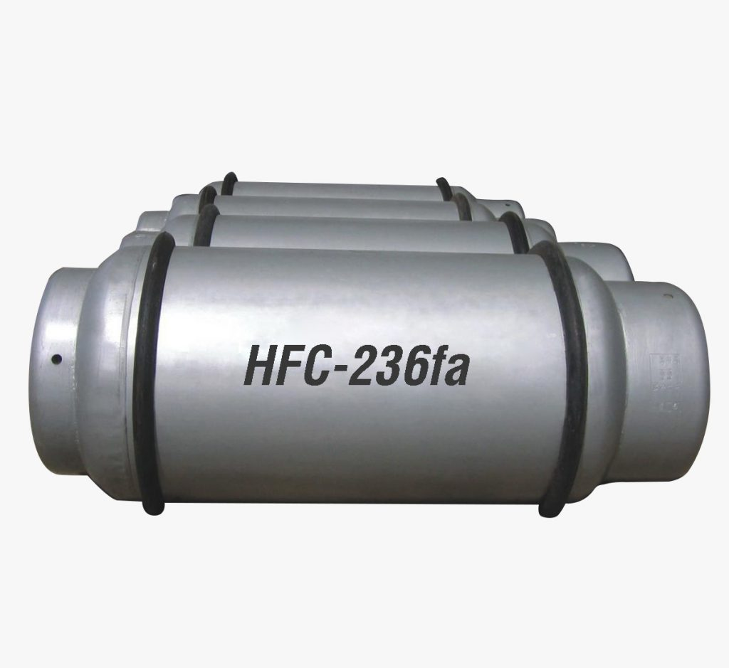 Tabung Pemadam Api Bermedia Gas Clean Agent HFC-236FA
