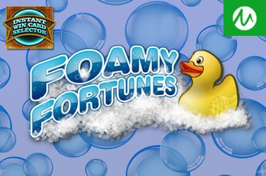 INSTANT WIN CARD SELECTOR FOAMY FORTUNES